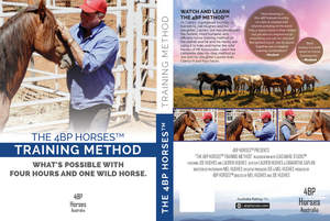 4BP Horse Training Program DVD - 4BP Horses Australia