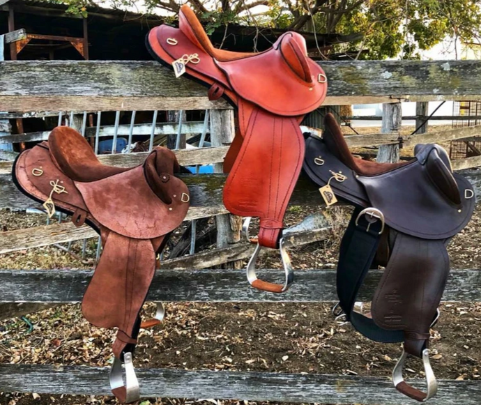 4BP's Southern Cross Saddle - FREE SHIPPING UNTIL DEC 30th ONLY - IN AUSTRALIA ONLY