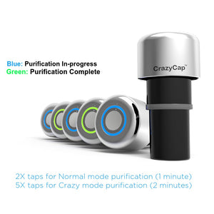 CrazyCap Water Purifying Cap (Cap Only)
