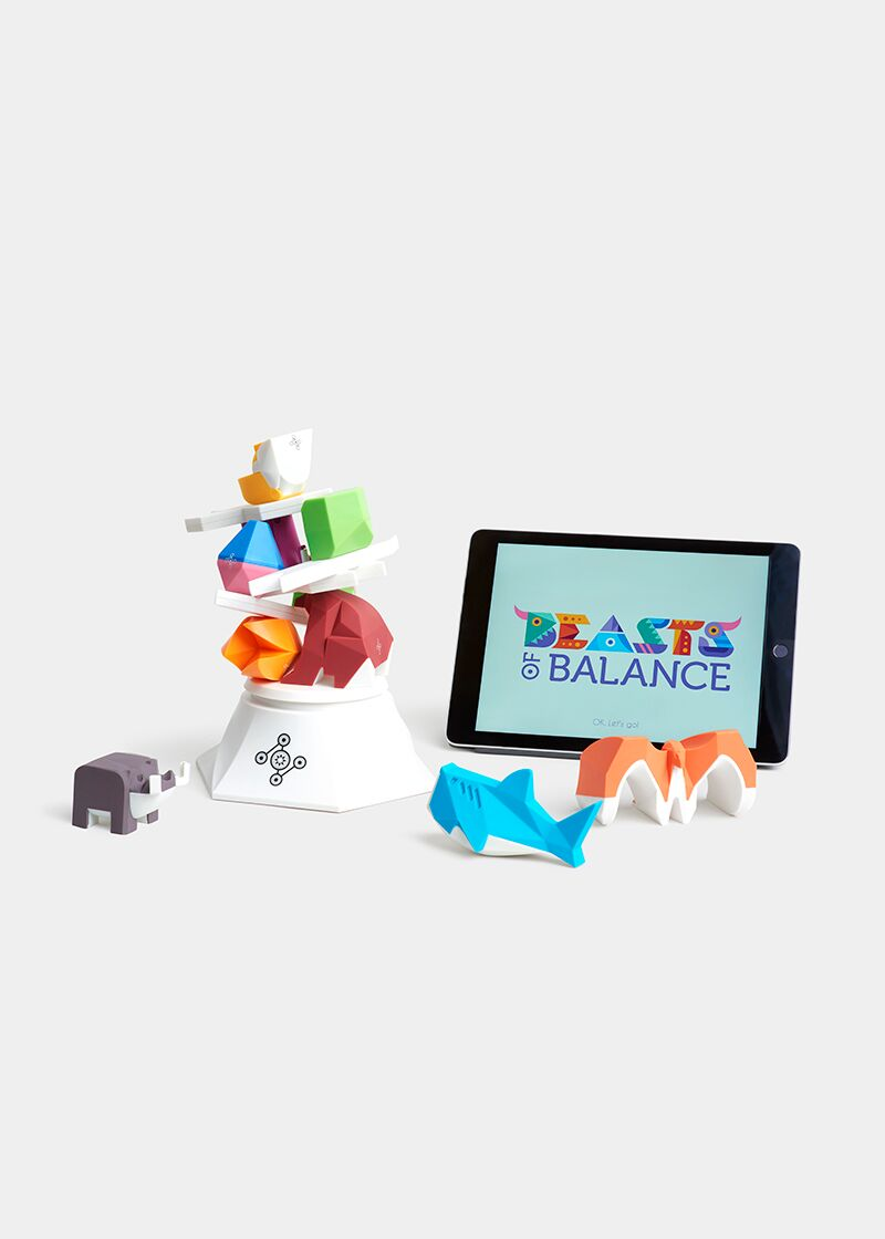 Beasts of Balance Family Game