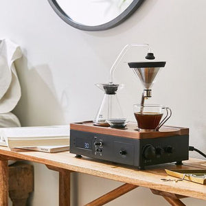 Barisieur Tea and Coffee Maker Alarm Clock | SODA – Soda