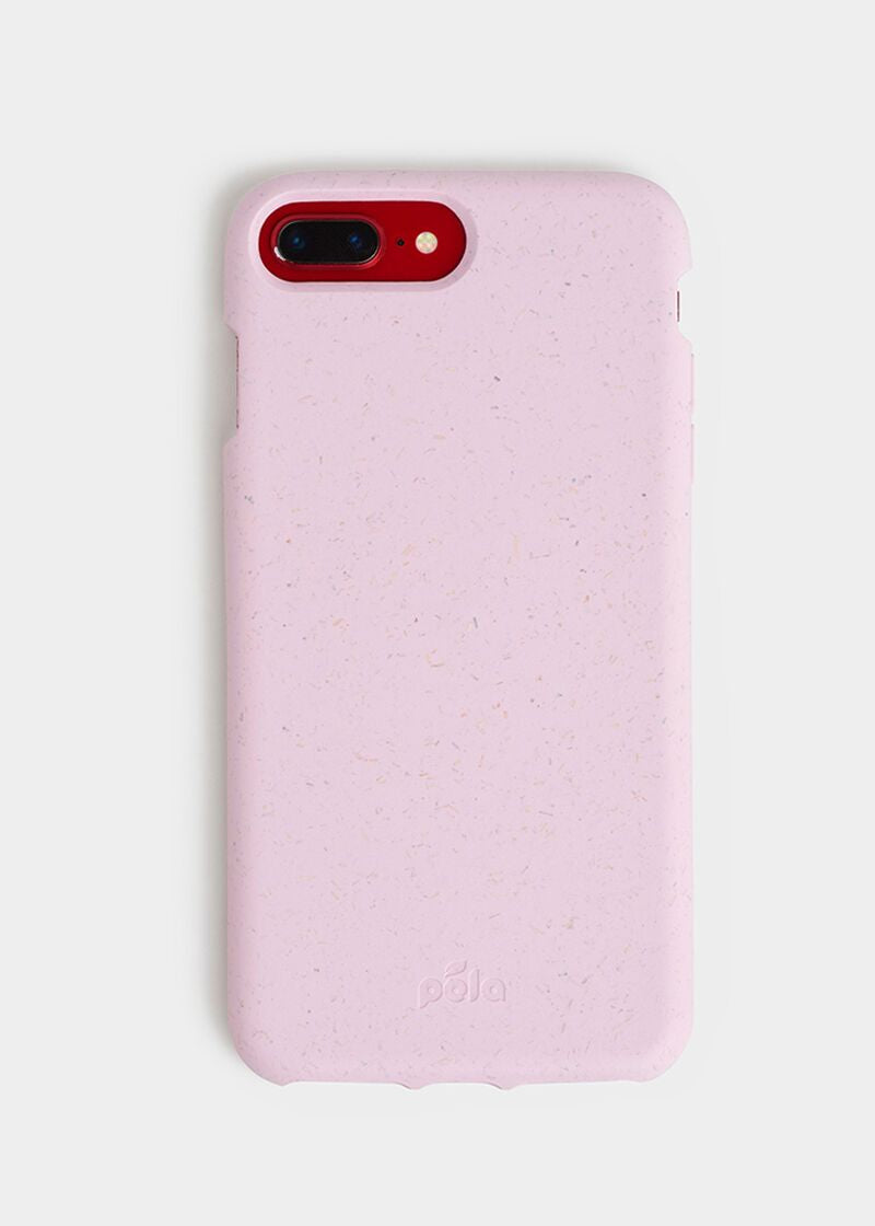 Plastic-free Phone Case - Rose Quartz