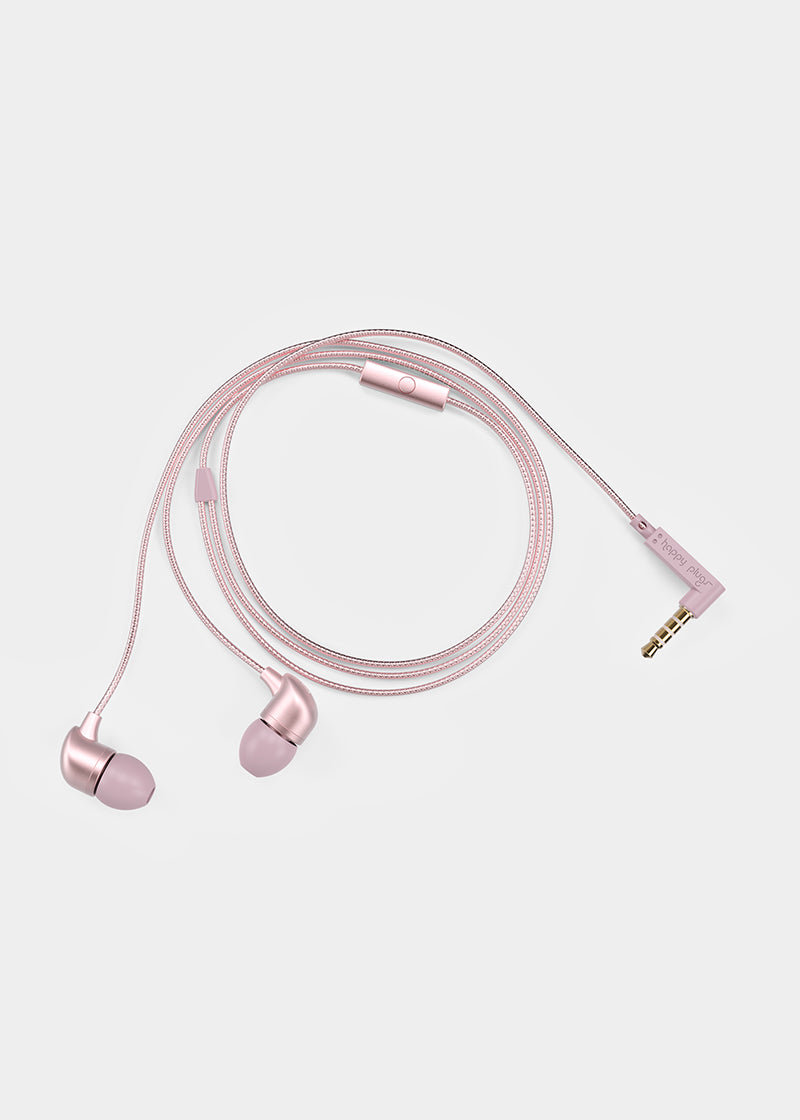 Happy Plugs In-Ear Wired Headphones