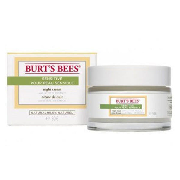 Burt's Bees Sensitive Skin Night Cream