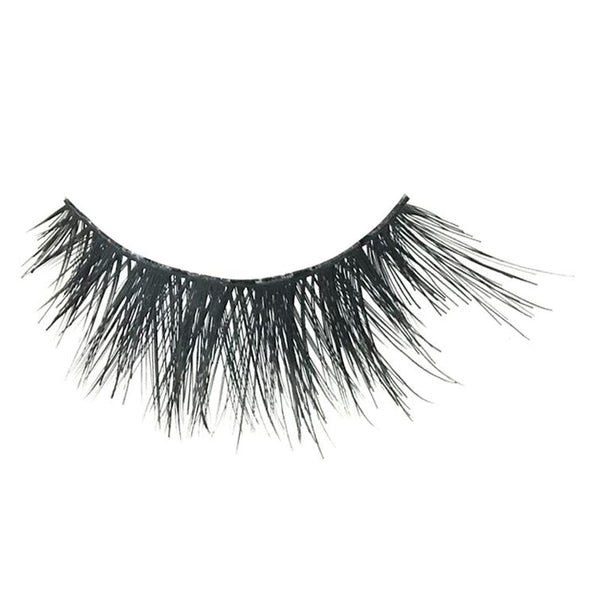 Eldora M115 Real Hair Black Multi-Layered Wispy False Eyelashes