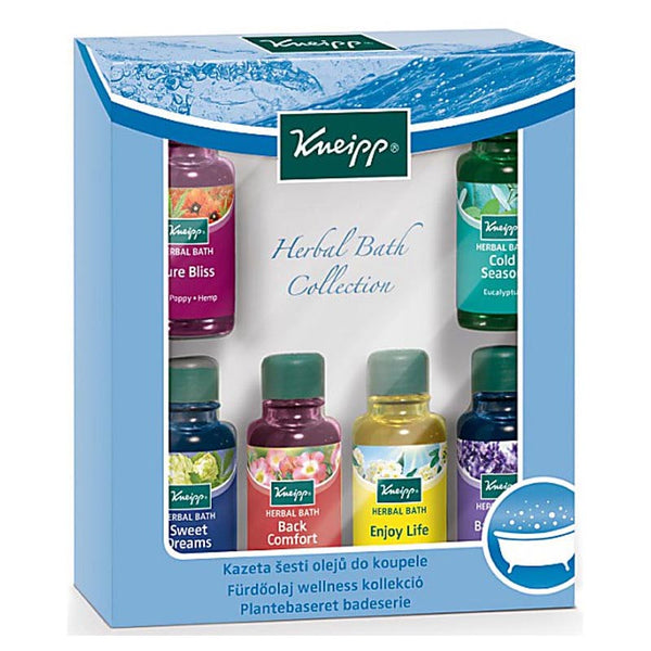 Kneipp Herbal Bath Collection (6x 20ml)