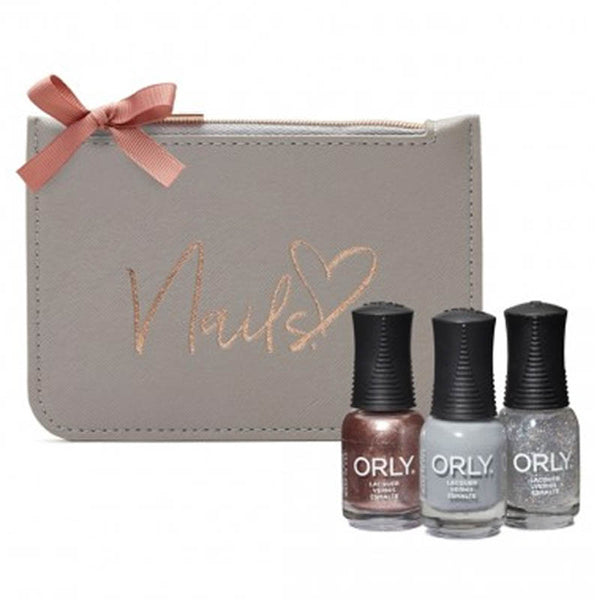 ORLY Marble Grey Purse Nail Polish Gift Set OP023