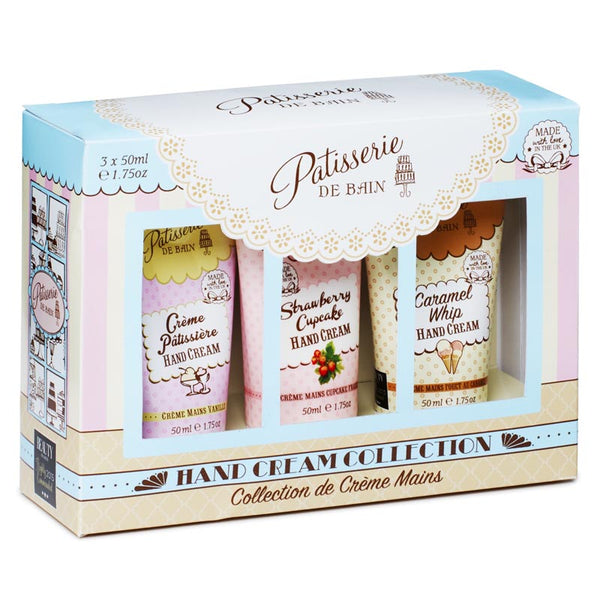 Patisserie De Bain Hand Cream Collection (3x 50ml) PB171