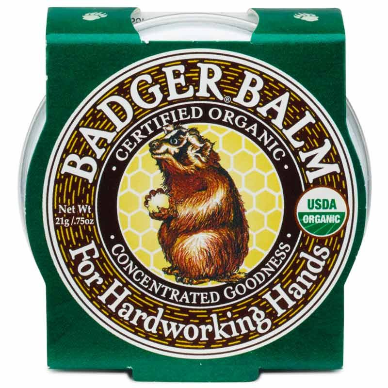 Badger Balm Hardworking Hands Balm