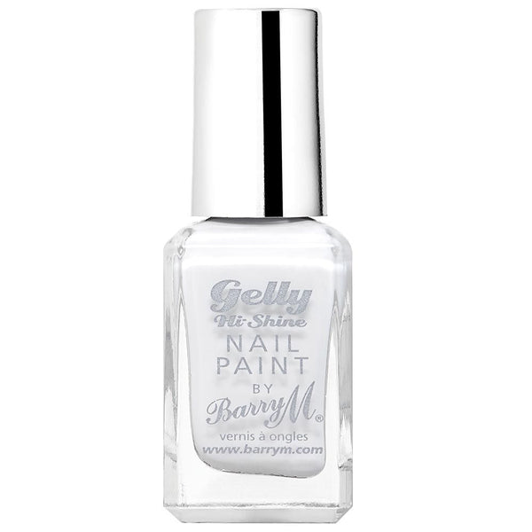 Barry Cotton GNP35 White Nail Polish - The Gelly Nail Effects Collection