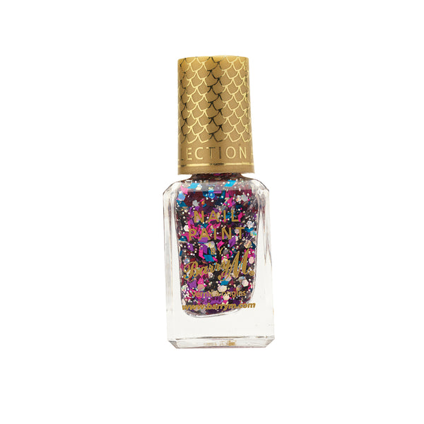 Barry M Atlantis AQNP8 Multicolour Nail Polish - Aquarium Nail Effects Collection