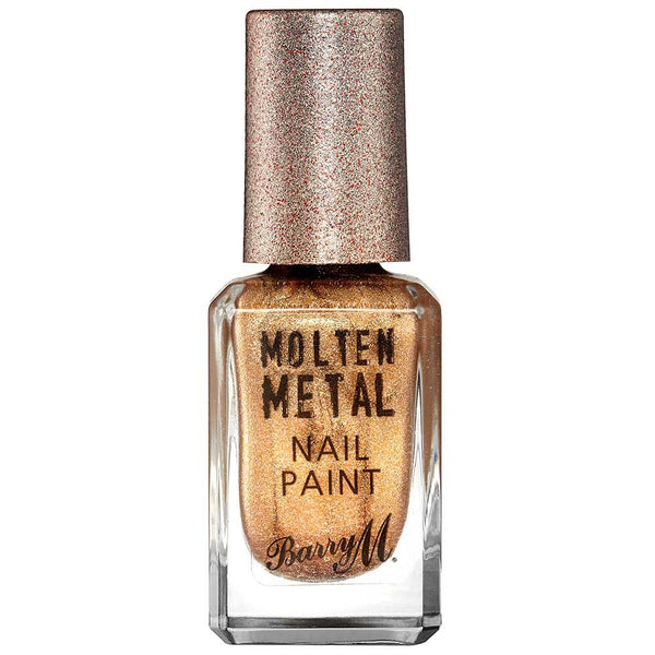 Barry M Bronze Bae MTNP1 Bronze Nail Polish - Molten Metal Collection