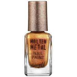 Barry M Gold Rush MTNP5 Gold Nail Polish - Molten Metal Collection