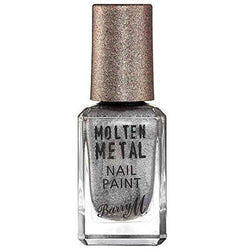 Barry M Holographic Lights MTNP8 Nail Polish - Molten Metal Collection