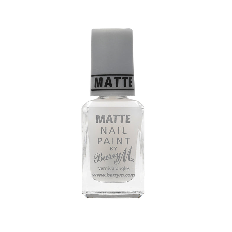 Barry M MTC Matte Top Coat Nail Polish - The Classic Matte Collection