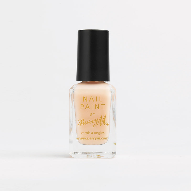 Barry M NP342 Nude Light Pink Nail Polish - The Nail Paint Collection