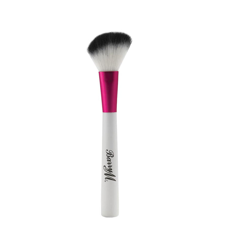 Barry M Synthetic Makeup Blusher Brush BLB14 - Brushes Collection