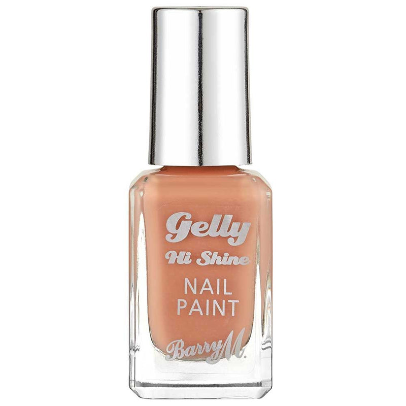 Barry Peanut Butter GNP48 Beige Nail Polish - The Gelly Nail Effects Collection