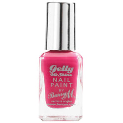 Barry Pink Punch GNP26 Pink Nail Polish - The Gelly Nail Effects Collection