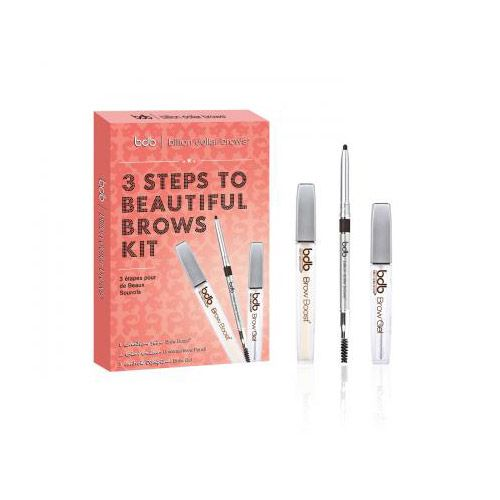 Billion Dollar Brows 3 Steps to Beautiful Brows Kit