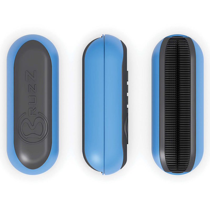 Bruzz Blue Hygienic Nail Brush