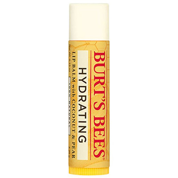 Burt's Bees Coconut and Pear Lip Balm Tube