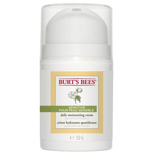 Burt's Bees Sensitive Daily Moisturising Cream