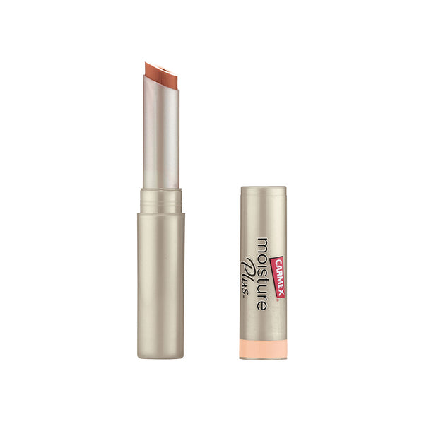 Carmex Moisture Plus Ultra Hydrating Lip Balm Sheer Peach Tint SPF 15