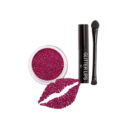 Cherry Pie - Glitter Lips by Beauty Boulevard