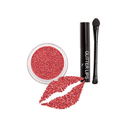 Coral Reef - Glitter Lips by Beauty Boulevard