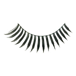 Eldora B151 Black Synthetic Winged False Eyelashes