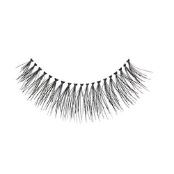 Eldora H149 Real Hair Black Flared False Eyelashes