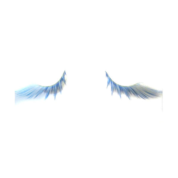 Eldora J505 Synthetic Blue Winged False Eyelashes