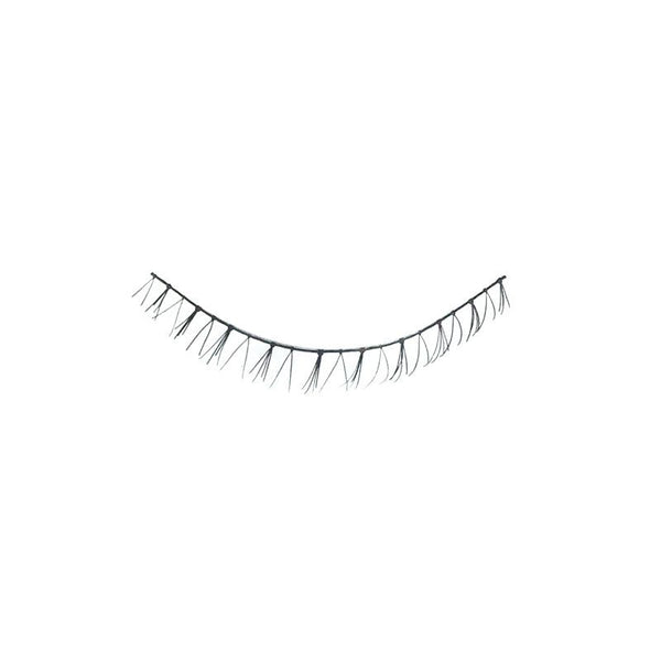 Eldora S402 Real Hair Black Flared False Under Eyelashes