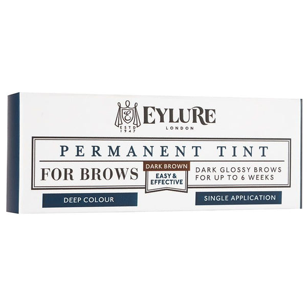 Eylure Dark Brown Permanent Brow Tint