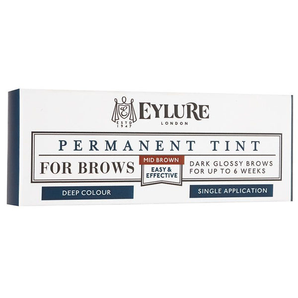 Eylure Mid Brown Permanent Brow Tint