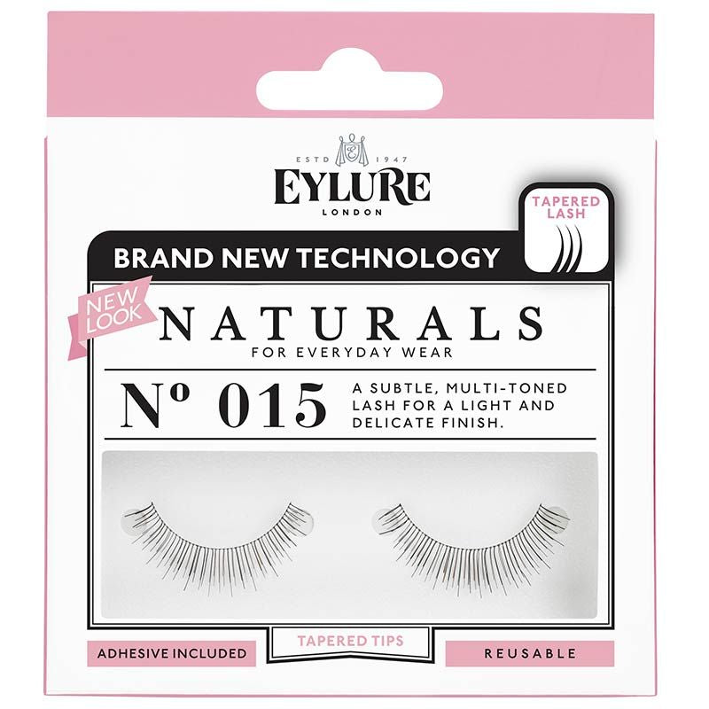 Eylure Naturals 015 Multi-Toned False Eyelashes