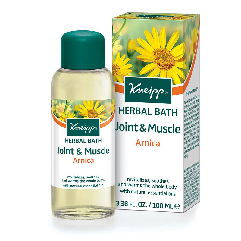 Kneipp Arnica Joint & Muscle Herbal Bath