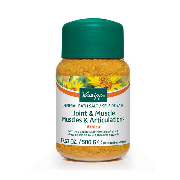 Kneipp Arnica Joint & Muscle Mineral Bath Salt