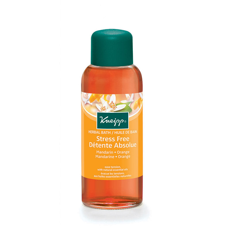 Kneipp Mandarin Orange Stress Free Herbal Bath