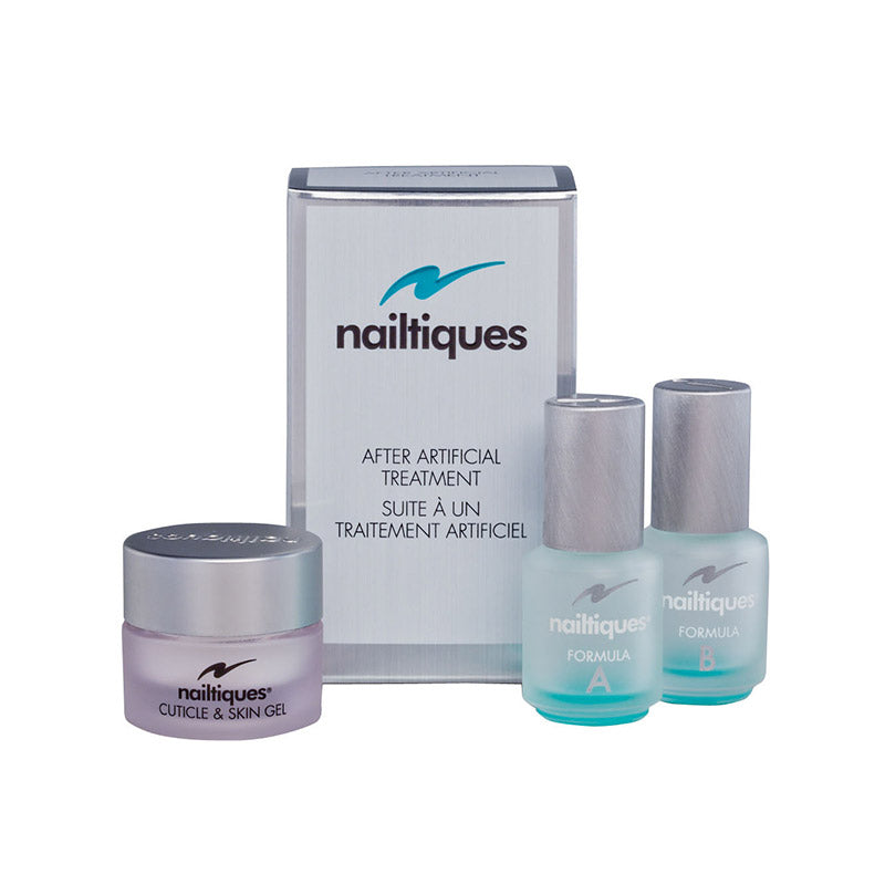 Nailtiques After Artificial Treatment N108