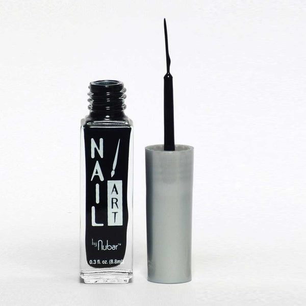 Nubar Black A129 Nail Art Striper