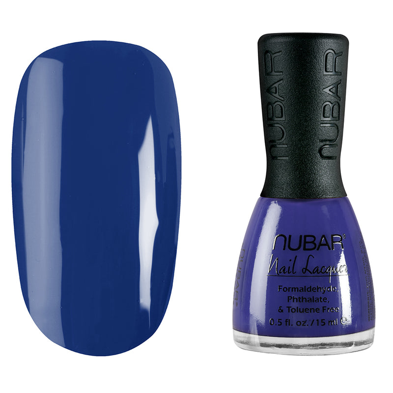 Nubar Blueberry NU-NJB270 Nail Polish - Jellybeans Collection