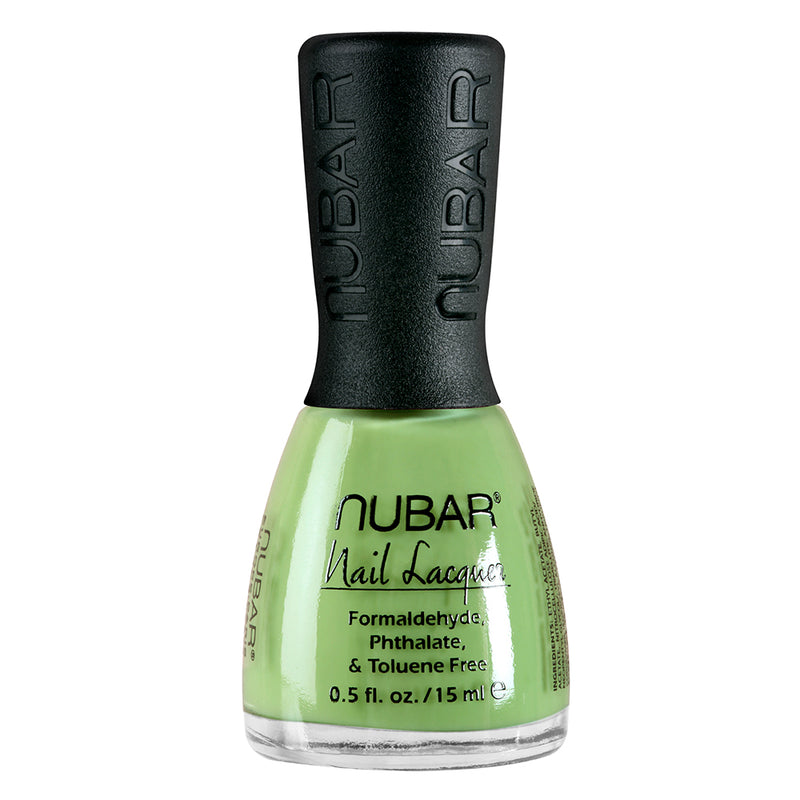 Nubar Chartreuse NU-NSE264 Nail Polish - Simplicity Meets Elegance Collection