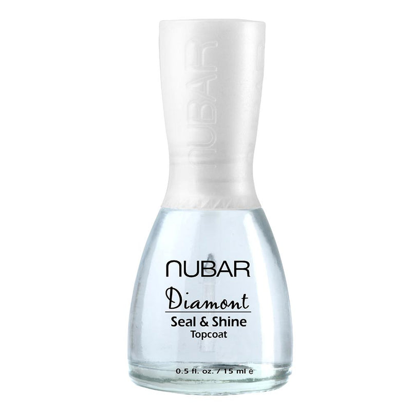 Nubar Diamont Seal and Shine Fast Drying Top Coat NU-T309 Nail Treatment