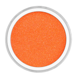 "Nubar Electric Orange Glitter Jewels NU-NNJ04 .008"" Glitter Nail Art"