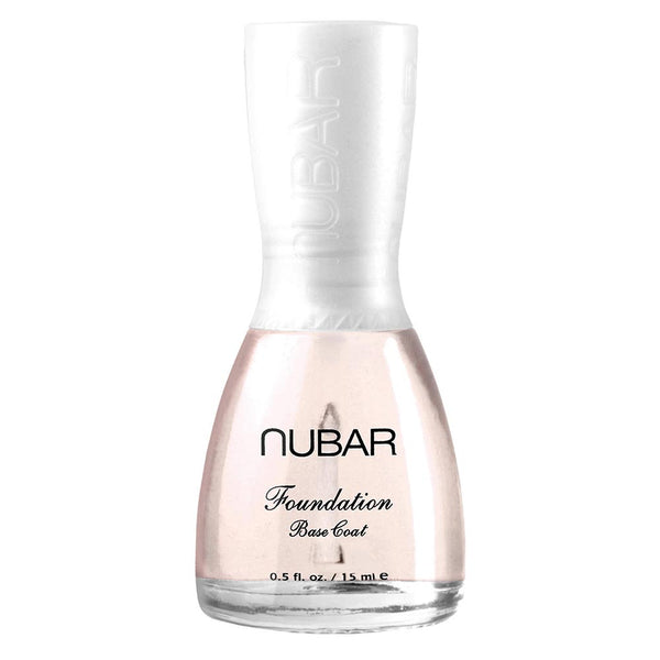 Nubar Foundation Base Coat NU-T304 Nail Treatment