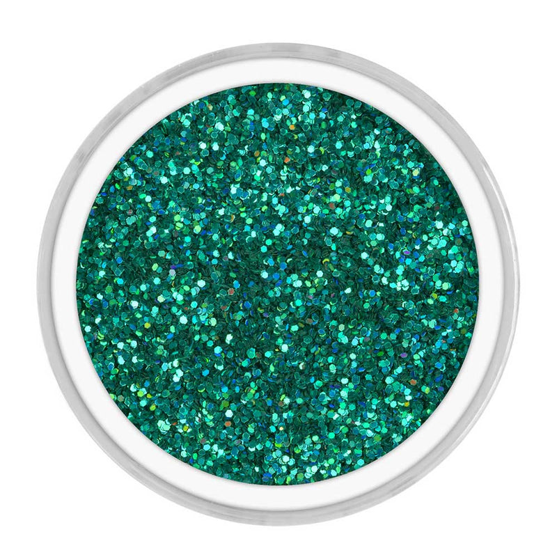 "Nubar Green Alpha Jewels NU-NNJ16 .015"" Glitter Nail Art"