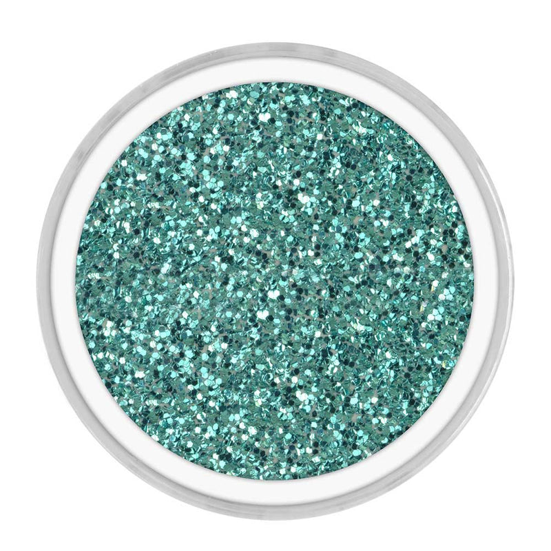"Nubar Ice Blue Jewels NU-NNJ44 .008"" Glitter Nail Art"