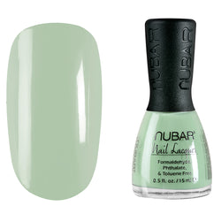 Nubar Kiwi NU-NJB265 Nail Polish - Jellybeans Collection